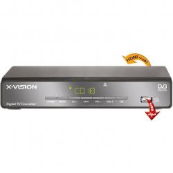 گیرنده دیجیتال ایکس ویژن مدل XDVB-373