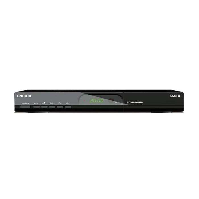 گیرنده دیجیتال اسنوا مدل SDVB-701HD