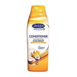 نرم کننده موی سر جکلون مدل Conditioner حاوی روغن نارگیل حجم 500 میلی لیتر