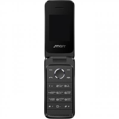 گوشی موبایل اسمارت مدل Flip F-1712 دو سیم کارت (مشکی)