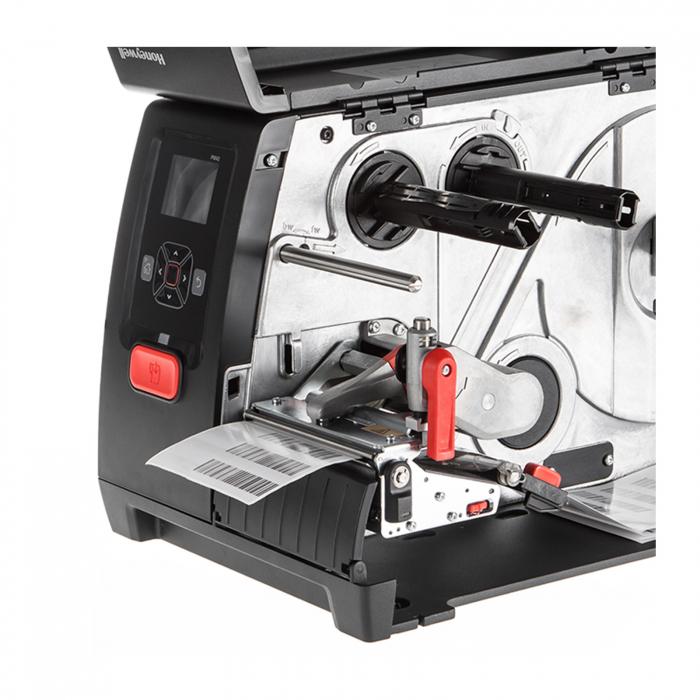 پرینتر لیبل زن صنعتی هانی ول مدل PM42 300dpi