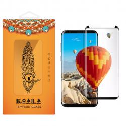 محافظ صفحه نمایش شیشه ای کوالا مدلMiniVersion مناسب برای گوشی موبایل سامسونگ Galaxy S9 Plus (بی رنگ)
