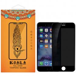 محافظ صفحه نمایش شیشه ای کوالا مدل Privacy مناسب برای گوشی موبایل اپل آیفون 7