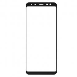محافظ صفحه نمایش شیشه ای بوف مدل 5D مناسب برای گوشی سامسونگ A8 Plus 2018