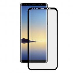 محافظ صفحه نمایش مدل 3D Black مناسب برای گوشی موبایل سامسونگ Galaxy S9 Plus (شفاف)