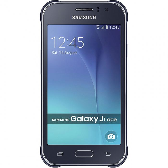گوشی موبایل دو سیم کارت سامسونگ مدل Galaxy J1 Ace SM-J111F-DS