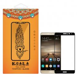 محافظ صفحه نمایش شیشه ای کوالا مدل Full Cover مناسب برای گوشی موبایل هوآوی Mate 10 Pro