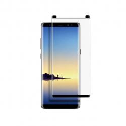 محافظ صفحه نمایش شیشه ای بوف مدل 5D Cover مناسب برای گوشی سامسونگ NOTE 8
