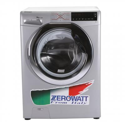 ماشین لباسشویی زیرووات مدل OZ-1590 با ظرفیت 9 کیلوگرم