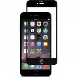 محافظ صفحه نمایش شیشه ای موکول مدل 3D Curve مناسب برای گوشی موبایل آیفون 6/6s (مشکی)