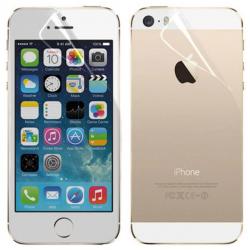 محافظ صفحه نمایش آر جی مدل Sticker مناسب برای گوشی موبایل اپل آیفون 5C (بی رنگ)
