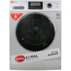 ماشین لباسشویی کرال مدل WF1272 با ظرفیت 7 کیلوگرم