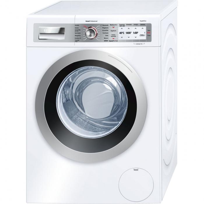 ماشین لباسشویی بوش مدل WAY287W4 با ظرفیت 8 کیلوگرم