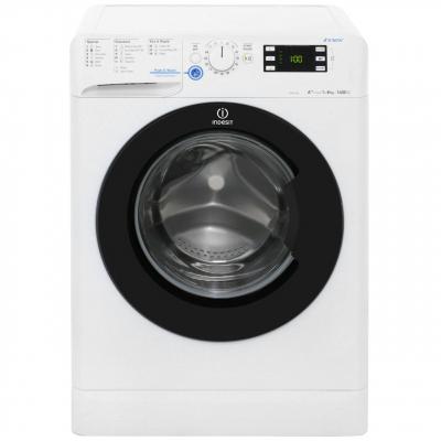 ماشین لباسشویی ایندزیت مدل XWE81482XWKKKUK با ظرفیت 8 کیلوگرم