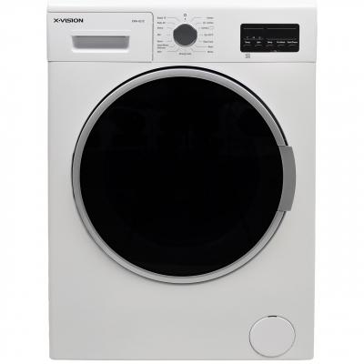 ماشین لباسشویی ایکس ویژن مدل XVW-821C با ظرفیت 8 کیلوگرم