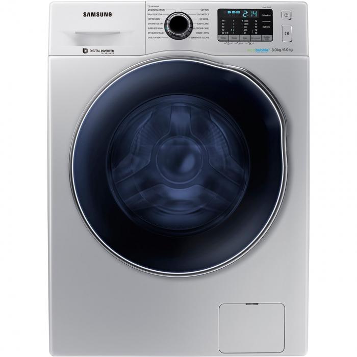 ماشین لباسشویی سامسونگ مدل Q1469 با ظرفیت 8 کیلوگرم