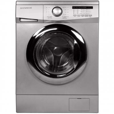 ماشین لباسشویی دوو مدل DWK-7112 با ظرفیت 7 کیلوگرم (نقره ای)