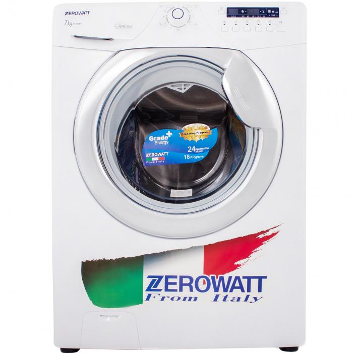 ماشین لباسشویی زیرووات مدل Z-1071WT ظرفیت 7 کیلوگرم