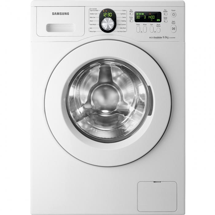ماشین لباسشویی سامسونگ مدل Q1420 با ظرفیت 8 کیلوگرم