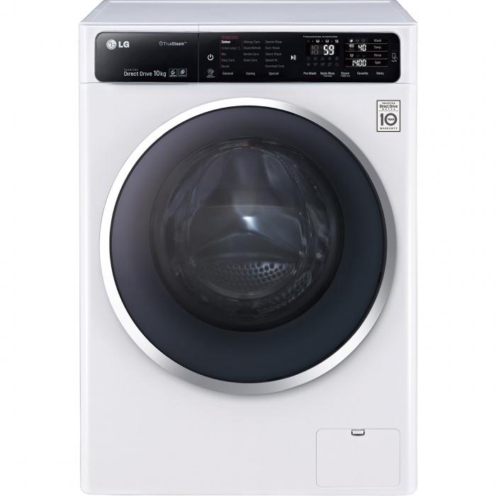 ماشین لباسشویی ال جی مدل WM-L1050S ظرفیت 10 کیلوگرم