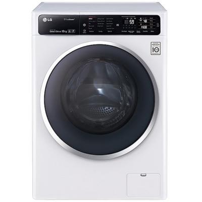 ماشین لباسشویی ال جی سری تایتان مدل WT-L104SW با ظرفیت 10 کیلوگرم