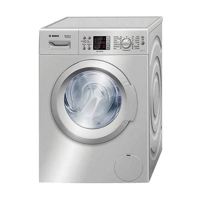 ماشین لباسشویی بوش مدل WAQ2846SGC با ظرفیت 8 کیلوگرم