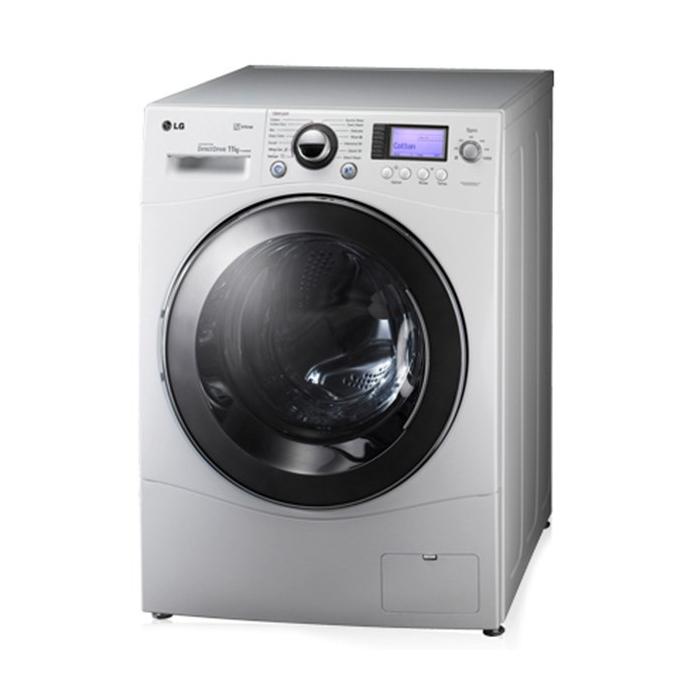 ماشین لباسشویی ال جی مدل WM-1114SW با ظرفیت 11 کیلوگرم