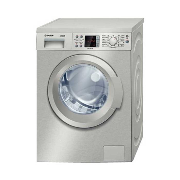 ماشین لباسشویی بوش مدل WAQ2446XGC با ظرفیت 7 کیلوگرم