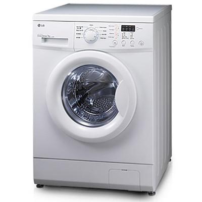 ماشین لباسشویی ال جی مدل WM-721N با ظرفیت 7 کیلوگرم (استیل)