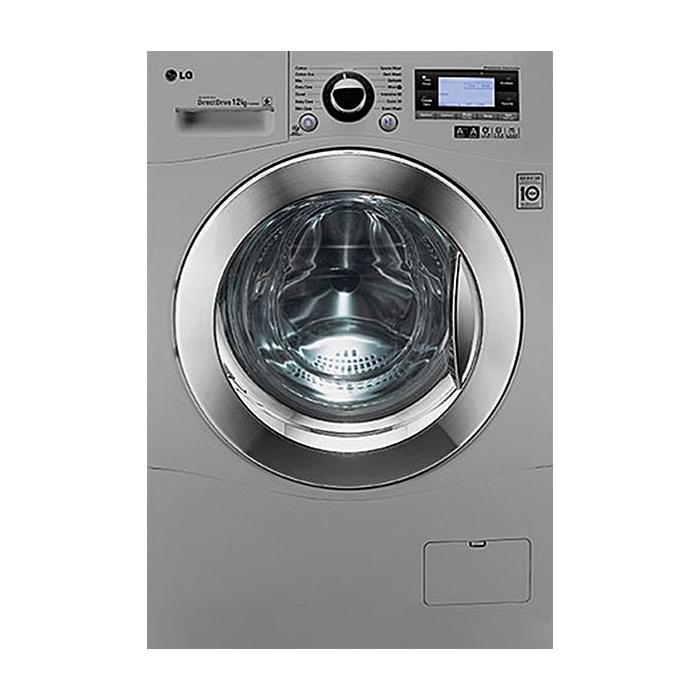 ماشین لباسشویی ال جی مدل WM-1412S با ظرفیت 12 کیلوگرم