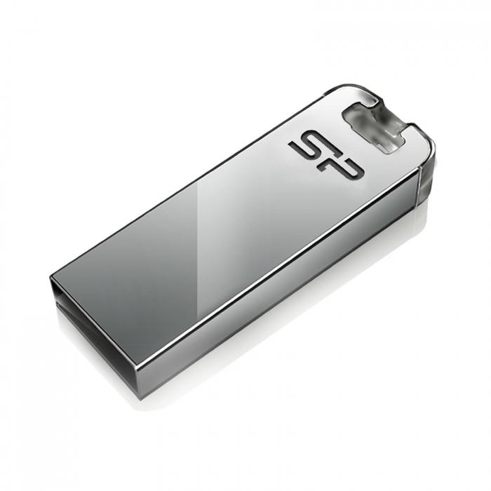 فلش مموری سیلیکون پاور مدل Touch T03 ظرفیت 8 گیگابایت