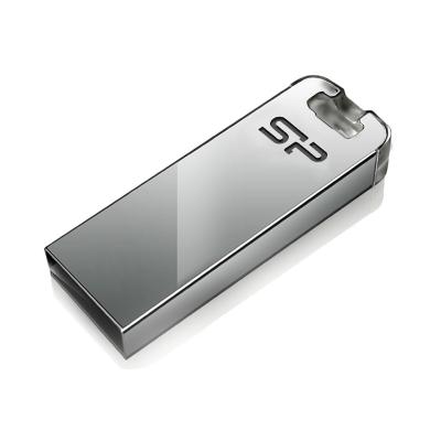 فلش مموری سیلیکون پاور مدل Touch T03 ظرفیت 8 گیگابایت (نقره ای)