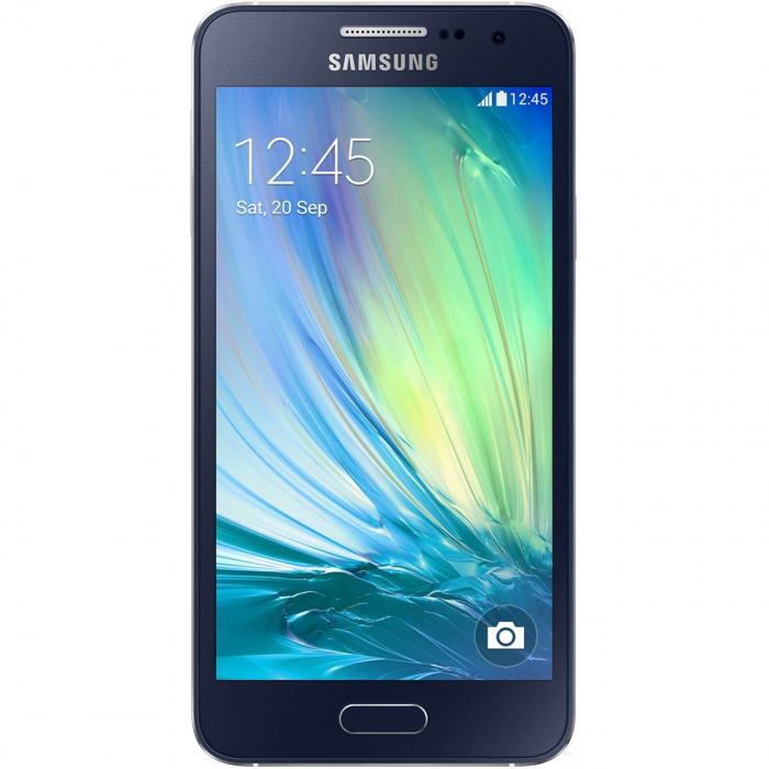 گوشی موبایل سامسونگ مدل Galaxy A3 SM-A300H/DS - ظرفیت 16 گیگابایت دو سیم کارت