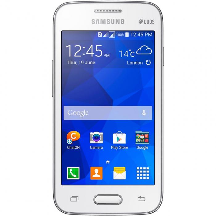 گوشی موبایل سامسونگ مدل Galaxy Ace 4 SM-G316HU دو سیم کارت