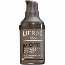 کرم دور چشم آقایان لیراک مدل Diopti