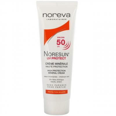 کرم ضد آفتاب نوروا مدل Noresun حجم 40 میلی لیتر