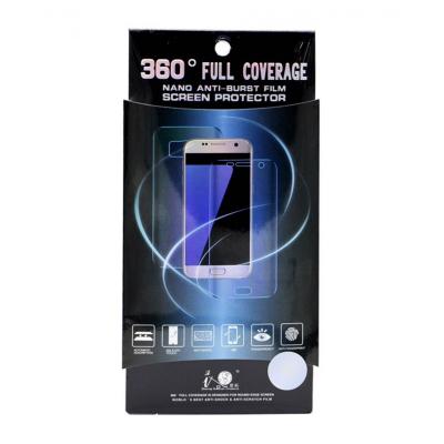 محافظ صفحه نمایش فول کاور مدل 360 مناسب برای گوشی اپل آیفون 6 (بی رنگ شفاف)