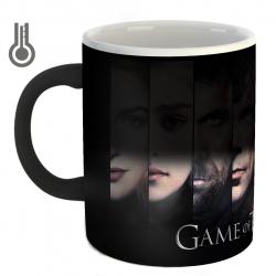 ماگ حرارتی زیزیپ مدلGame of Thrones  841M (بی رنگ)