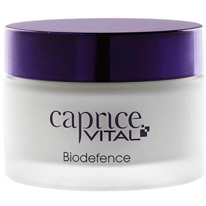 کرم مرطوب کننده و محافظت کننده کاپریس مدل Biodefence مخصوص پوست حساس حجم 50 میلی لیتر