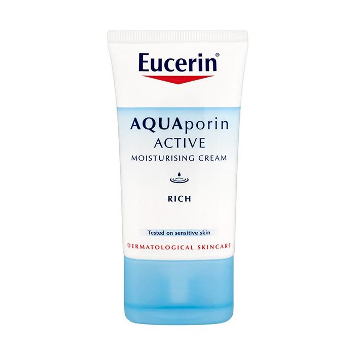 کرم مرطوب کننده روز اوسرین مدل Aquaporin Rich حجم 40 میلی لیتر