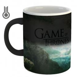 ماگ حرارتی زیزیپ مدل Game of Thrones 855M (بی رنگ)