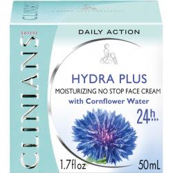 کرم مرطوب کننده کلینیانس سری Hydra Plus مدل Daily Action