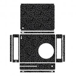 برچسب ماهوت مدلBlack Silicon Texture مناسب برای کنسول بازی Xbox One S
