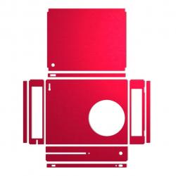 برچسب ماهوت مدلRed Color Special مناسب برای کنسول بازی Xbox One S (قرمز)