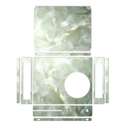 برچسب ماهوت مدل Lite-Green-Marble Special   مناسب برای کنسول بازی Xbox One S (سبز روشن)