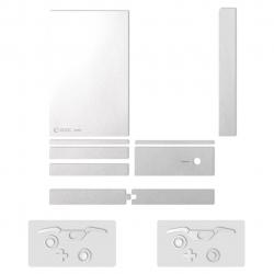برچسب ماهوت مدل Metallic White مناسب برای کنسول بازی Xbox One (سفید صدفی)