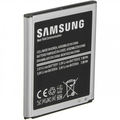 باتری گوشی سامسونگ با ظرفیت 2100MAh مناسب برای مدل گلکسی S3