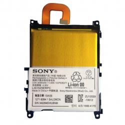 باتری موبایل سونی مدل Xperia Z1 با ظرفیت 3000mAh مناسب برای گوشی موبایل سونی Xperia Z1
