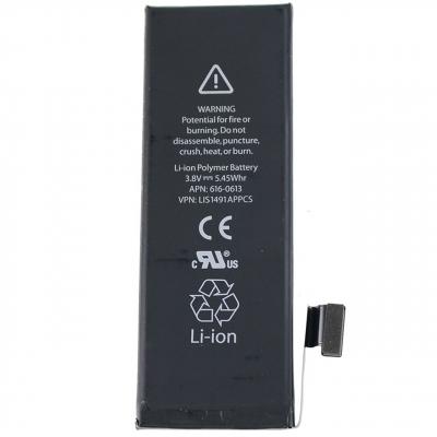 باتری موبایل مدل 18S2001-SL با ظرفیت 1560mAh مناسب برای گوشی موبایل اپل 5s