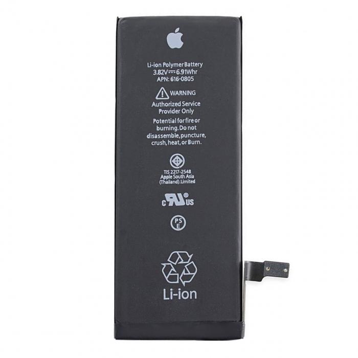 باتری موبایل مدل APN 616-00033 با ظرفیت 1715mAh مناسب برای گوشی های موبایل آیفون 6S